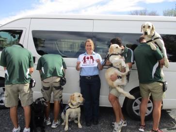 Kylie & the PTSD Dogs