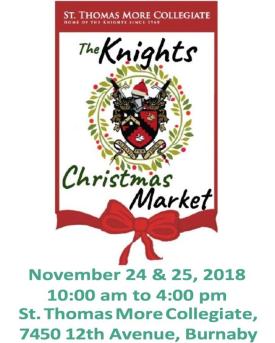 Knights Christmas Market